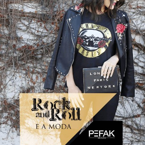 Moda Rock and Roll PEFAK Modas