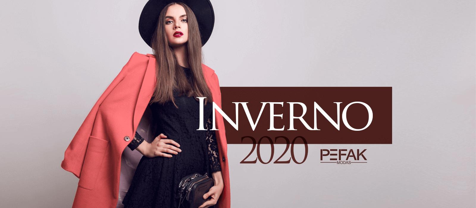 Inverno 2020 PEFAK Modas