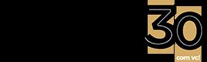 Logotipo Pefak Modas - 30 anos