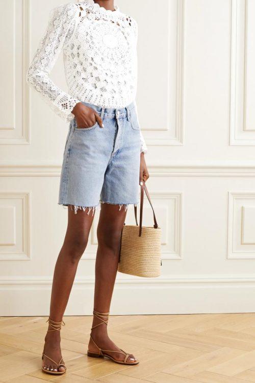 Blusa artesanal – Foto: divulgação Pefak Modas