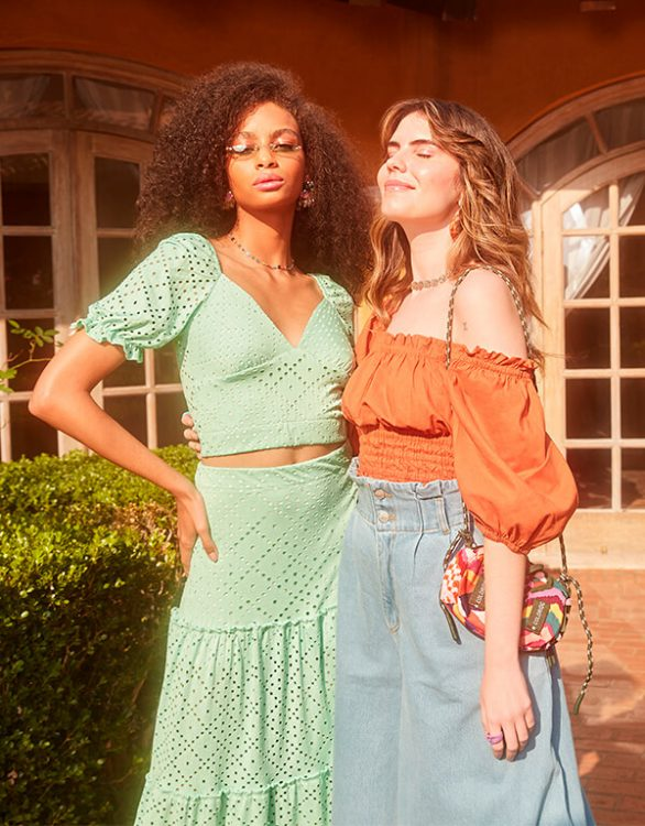 Tendências moda primavera 2021